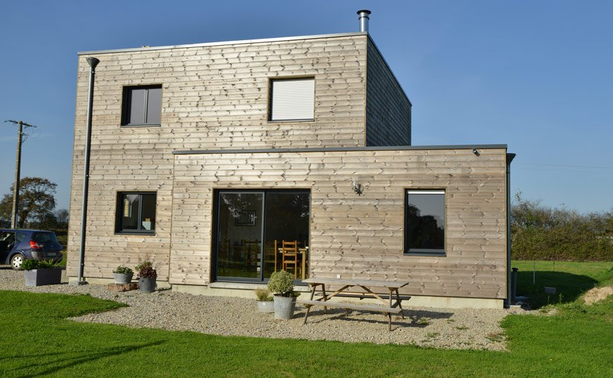 Maison socoren maisons ossature bois with maison socoren for Acheter maison ossature bois