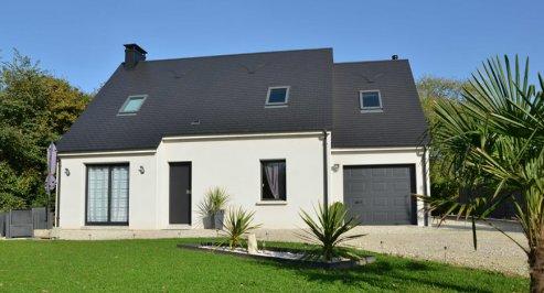 Mod les de maisons dans le cotentin manche for Liste construction maison
