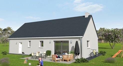 projets de construction de maisons dans la manche 50. Black Bedroom Furniture Sets. Home Design Ideas
