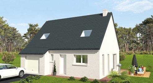 Projets de construction de maisons dans la manche 50 for Combles amenagees