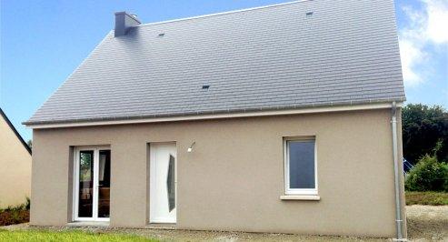Exemples de maisons contruites dans la manche for Liste construction maison